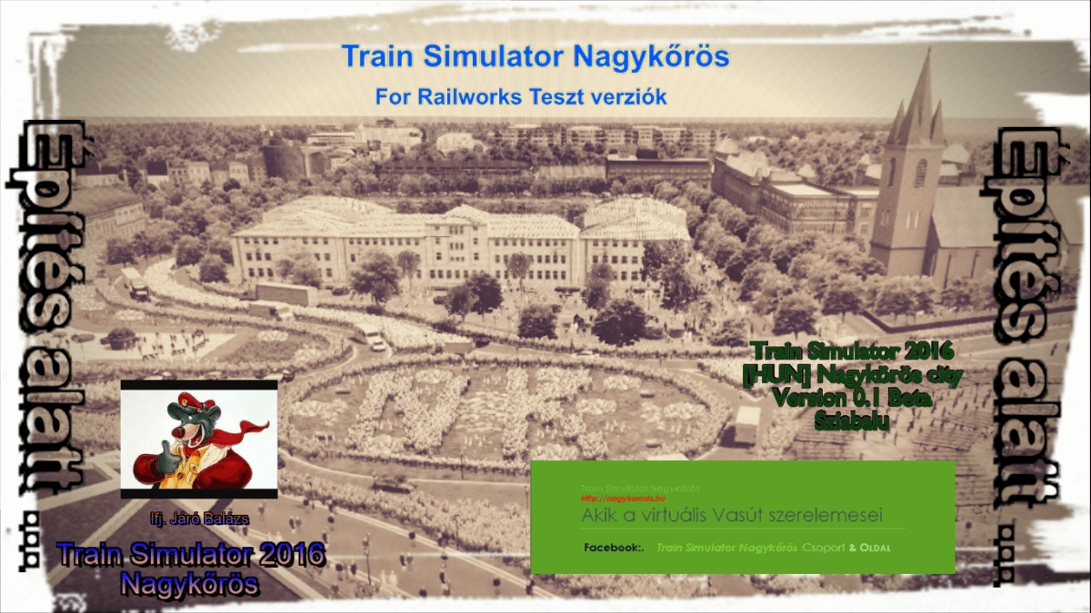 Train Simulator Tesztek