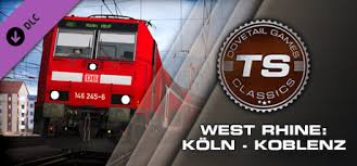 Köln   Koblenz Route Add On