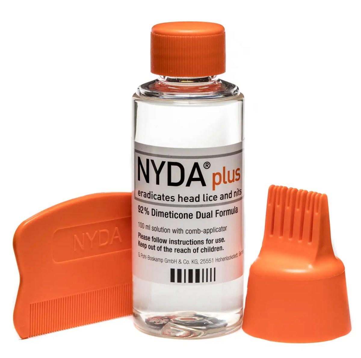 Nyda Plus Anti Lice with comb 100 ml