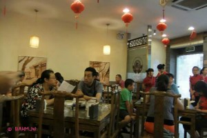 Best Two Dumplings Restaurants in Beijing - Xian Lao Man Dumpling Restaurant
