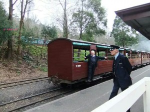 Puffing Billy - Puffing Billy Tailend