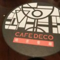 Cafe Deco - Coaster