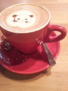 Chock Full of Beans - My Drink, Cappuccino