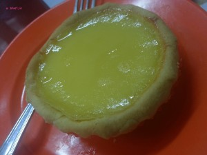 Weekend In Hong Kong In July 2014, Part 1 - Morning Tea @ Hoi An Cafe with Egg Tart
