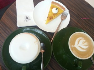 Day 1 Holiday In Hong Kong In July 2014 - Pacific Coffee Company @ Homesquare, Sha Tin