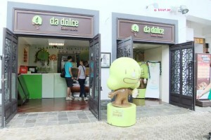 Day 3 Holiday In Hong Kong In July 2014 - Da Dolce Gelato Shop @ Ngong Ping Village