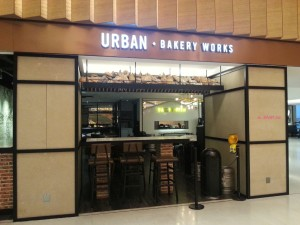 Urban Bakery Works - Cafe Side