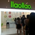 IlaoIlao - Long Queue