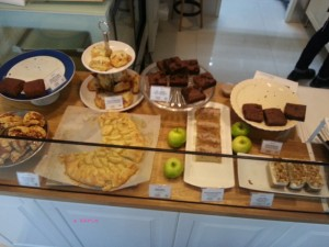 And All Things Delicious - Cake Display Counter