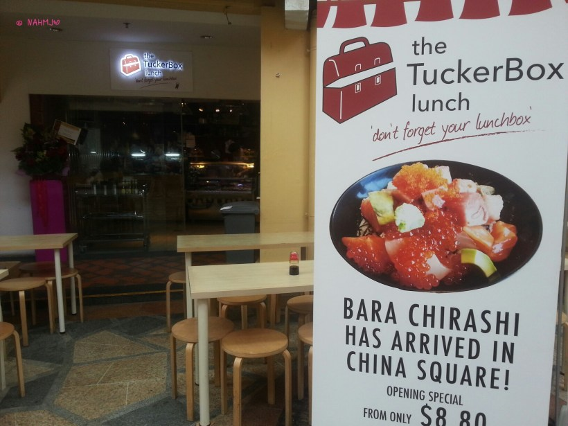 The Tuckerbox Lunch - Shop Overview