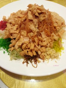 First Culinary Restaurant (AMK) - Yu Sheng
