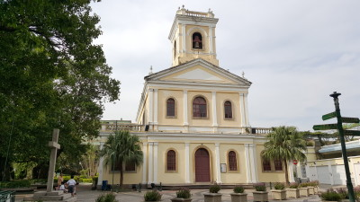 Macau Catholic Churches Mass Schedule - Church of Our Lady of Carmel (Taipa) 氹仔嘉模聖母堂