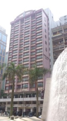 View of Hotel Sintra Macau Building (Front View)