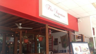 Cafes Around Lorong Kilat - The Signature Patisserie