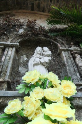 Macau Attractions - Mount Fortress, Mother Mary
