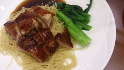 London Fat Duck - London Roast Duck Noodle