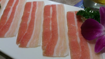Fu Lin Men Dou Lao Singapore - Pork Shabu Shabu