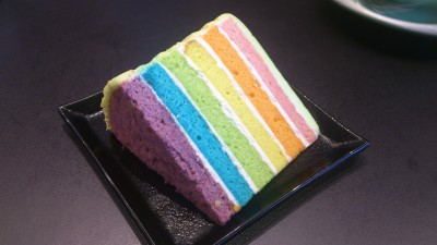 The Commerze @ Irving - Eating Guide - Carol Mel Cafe, Rainbow Cake