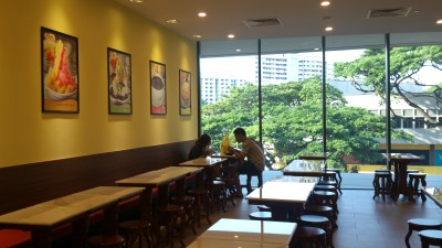 321 Clementi Eating Guide on Cafes and Restaurants - Mei Heong Yuen Dessert Interior