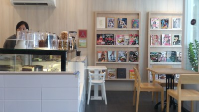 Lynn's Cakes & Coffee - A View of the cafe