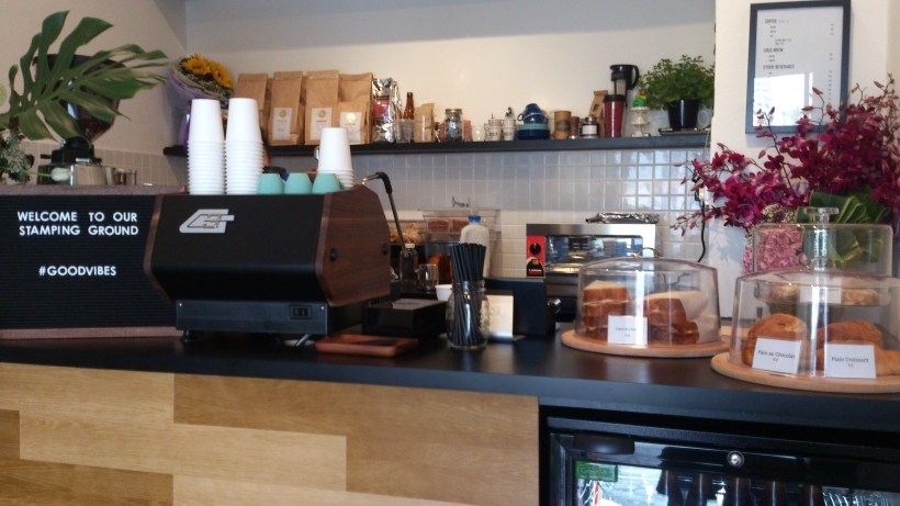 Stamping Ground Coffee House - An overview