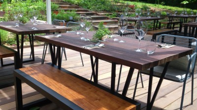 Open Farm Community Restaurant - Outdoor seatings