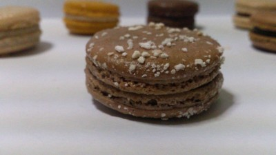 Angelina Macarons - Mont Blanc (Chestnut)