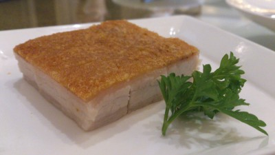 Lei Garden Restaurant Singapore - Crispy Roasted Pork