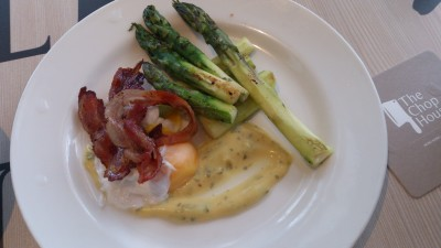 Chop House - Grilled Asparagus