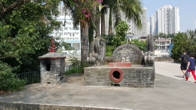 Ping Shan Heritage Trail - Shrine of the Earth God 社壇