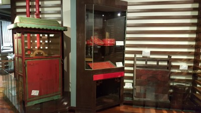Ping Shan Heritage Trail - Marriage Exhibits in the Ping Shan Tang Clan Gallery cum Heritage Trail Visitors Centre