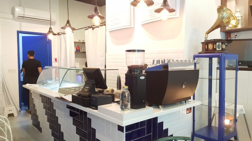 Icebox Cafe - Counter