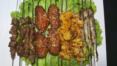 Big Moustache BBQ Skewers 大胡子串烧 - Various BBQ Meat