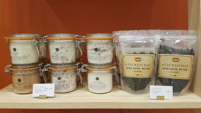In Good Company Cafe - Scented Sugar and Chai Blend