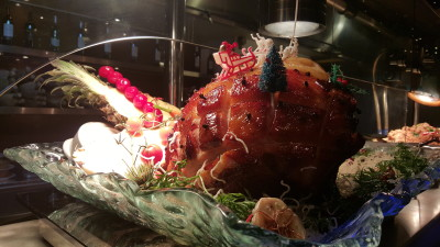 PARKROYAL on Kitchener Road - Christmas Buffet - Gammon Ham