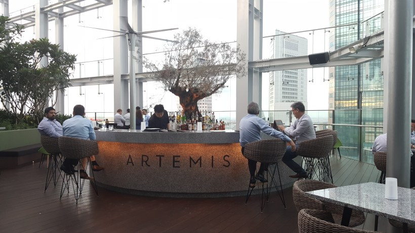 Artemis Grill - The Bar