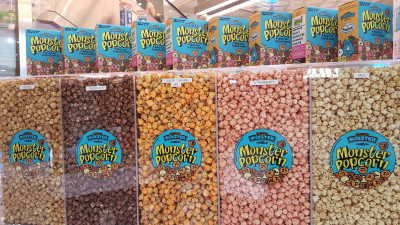 Sweet Monster Singapore - Popcorn Flavours available