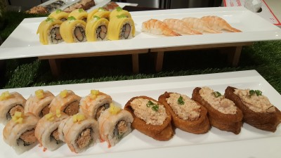 Fivefold Fortune Reunions at Spice Brasserie - Sushi Corner