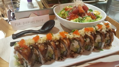 PasarBella Suntec City - Rollie Olie, Rolls and Poke