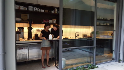 Punch Cafe Singapore - Brew Bar