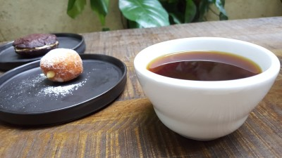 The Punch Cafe Singapore - Boliva Chemex Brew Coffee ($6.50)