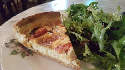 Gemmills Cafe And Wine Bar - Quiche