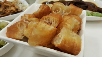 Founder Bak Kut Teh @ Hotel Boss - You Tiao, Dough Fritters 油条 ($2.50)