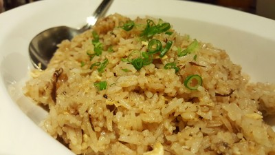 The Buffet Egg-Xperience by Street 50 Restaurant and Bar - Signature XO Fried Rice with Crabmeat