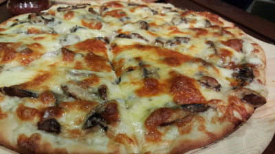 Peppermint Park By Tantric Bar - Shrooms Pizza ($22.90)