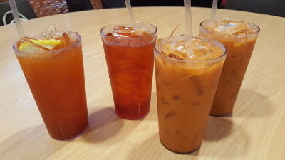Spicy Thai Thai Restaurant At Aljunied Ave 2 - Tea