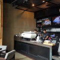 Liberica Coffee At South Quarter - Overview of Counter and seat