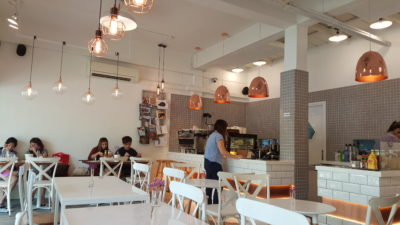 Fuel Plus At Morse Road, Telok Blangah, Singapore - Dinning Interior, another view
