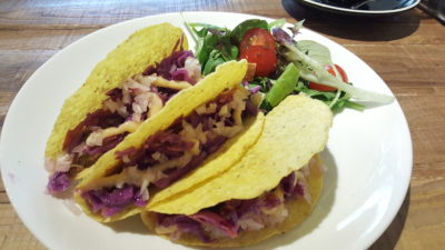 Fuel Coffee By Coffee Bandits - Pulled Pork Taco ($13.90)
