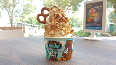 Sweet Monster at Velocity With New Menu - Peanut Butter with Pretzel